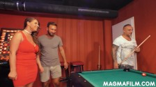 whore cougar loves loosing hot sex games on purpose
