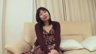 Pregnant japanese filled with warm creampie